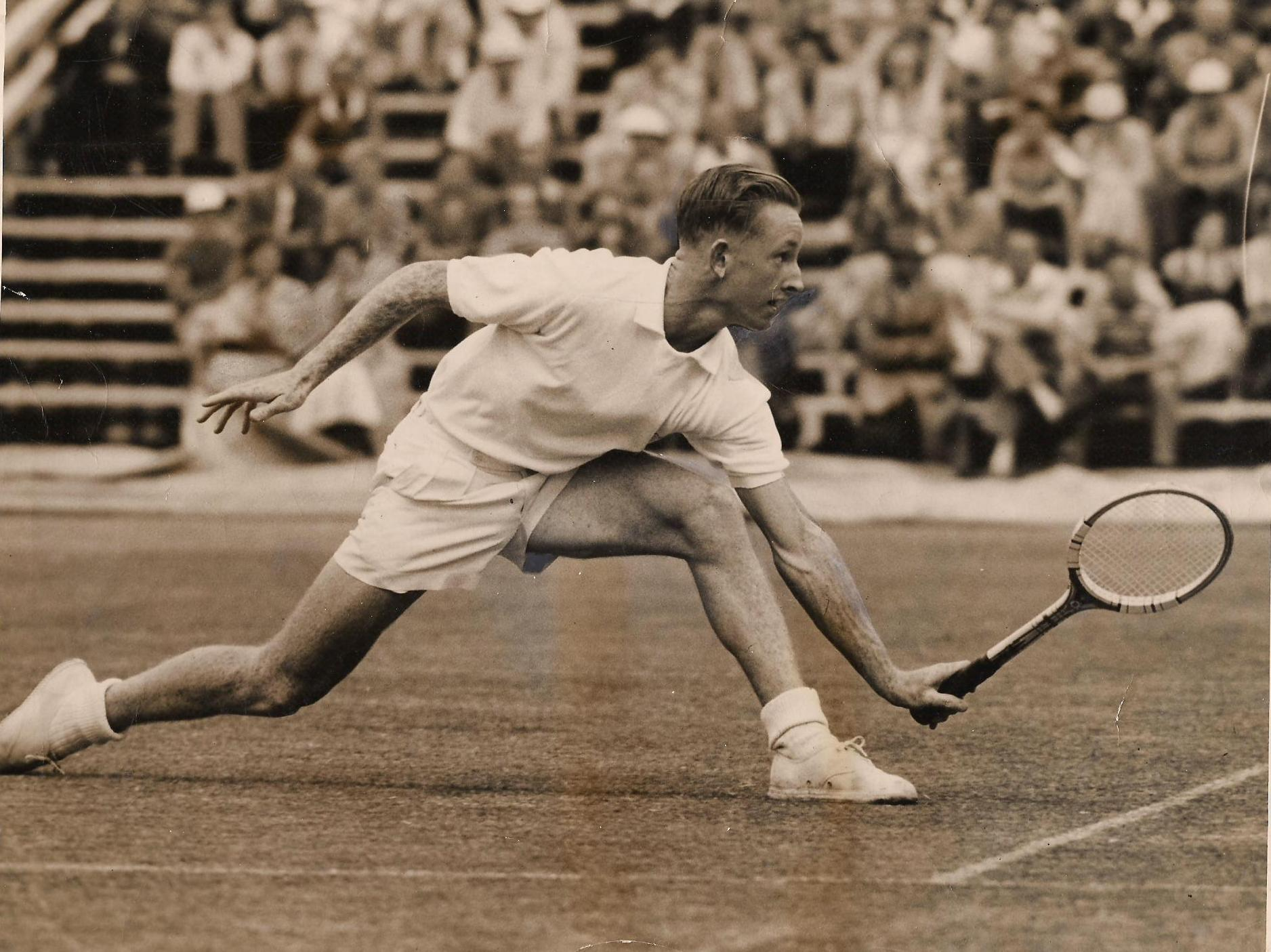 Rod Laver The man behind the shoe size blog