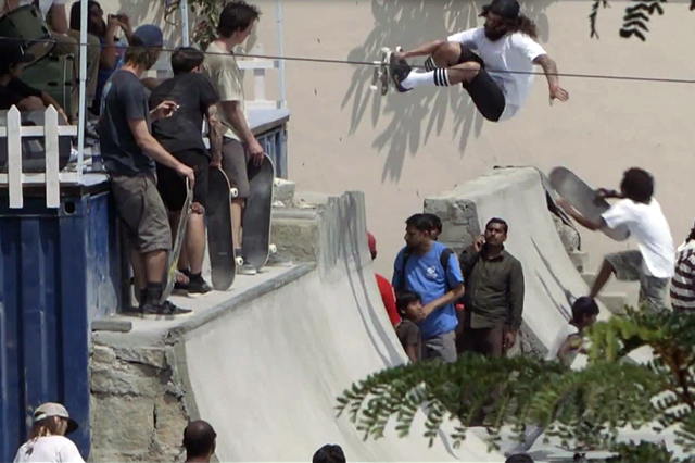 Skateboarding in India by Levi's: Part 3
