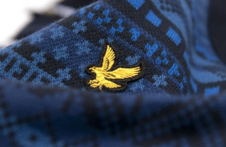 Lyle & Scott Autumn / Winter 2013 Collection 'Drop 1'