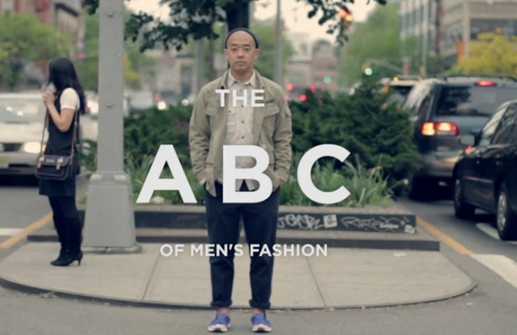 The ABC of Men's Fashion with Jeff Staple