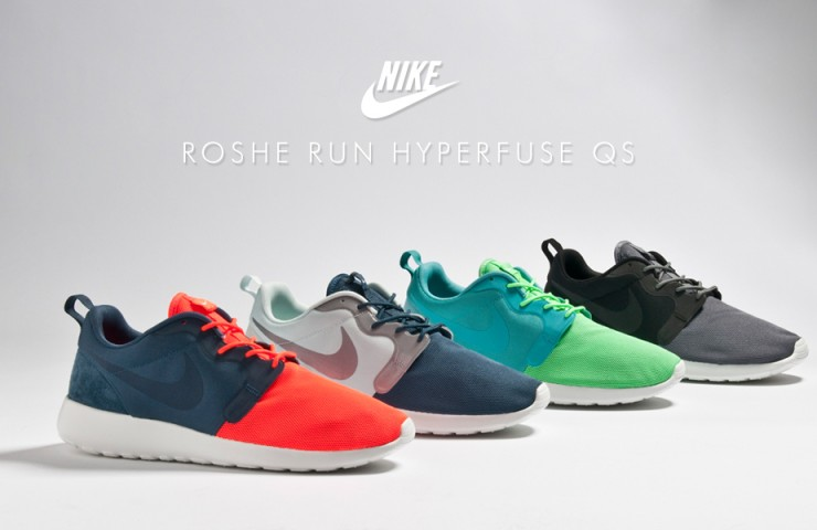 Nike Roshe Run Hyperfuse Quckstrike