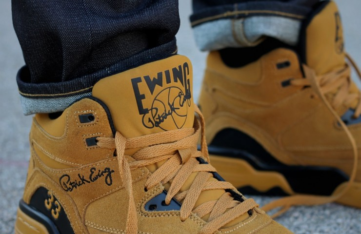 Ewing 33 Hi & Guard Mid Returns