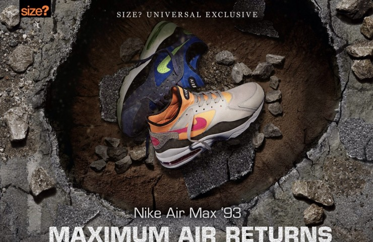 Nike Air Max '93 – size? Universal Exclusive