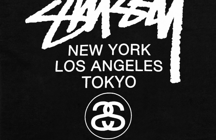 Stüssy World Tour Series 2013
