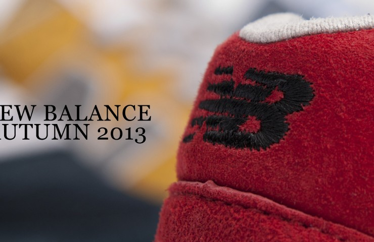 New Balance Autumn 2013