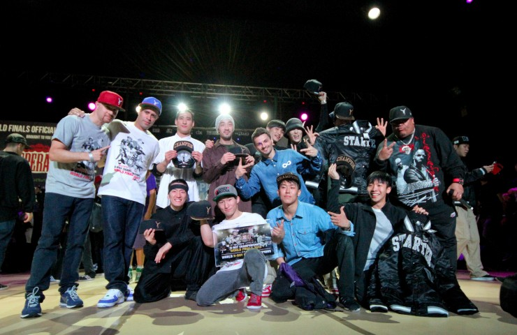 RECAP: Sony Xperia™ B-Boy Championships World Finals 2013