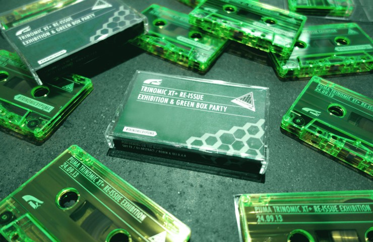 PUMA Presents: Back to the 90's Trino'miXTape'