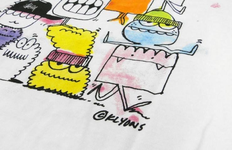 Stüssy Artist Series – Kevin Lyons