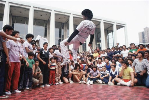 The History of Breakdancing: Part 2 – The Fashion