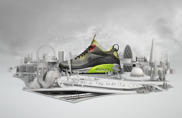 True Icons, Bigger and Better: Nike Sneakerboots