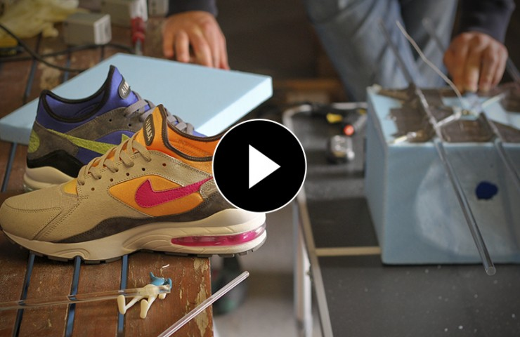 The Nike Air Max '93 Maximum Air Programme: The making of…