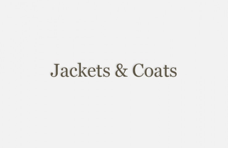 Winter Jackets & Coats