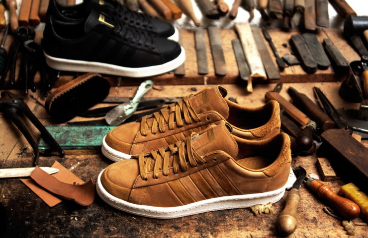 adidas Originals Select Collection: The Hook Shot 'Stitch & Turn' – size? exclusive