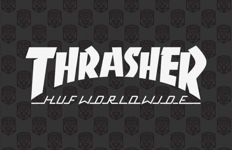 "HUF x Thrasher ""Stoops Euro Tour"" Collaborative Collection"