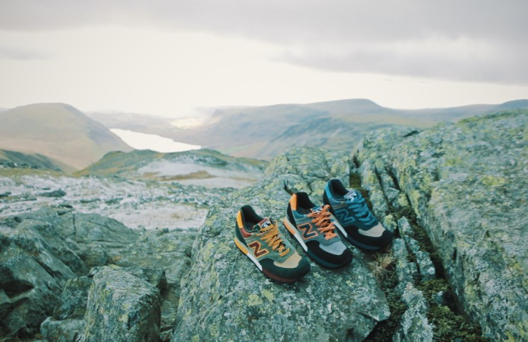 New Balance 'Three Peaks' Pack