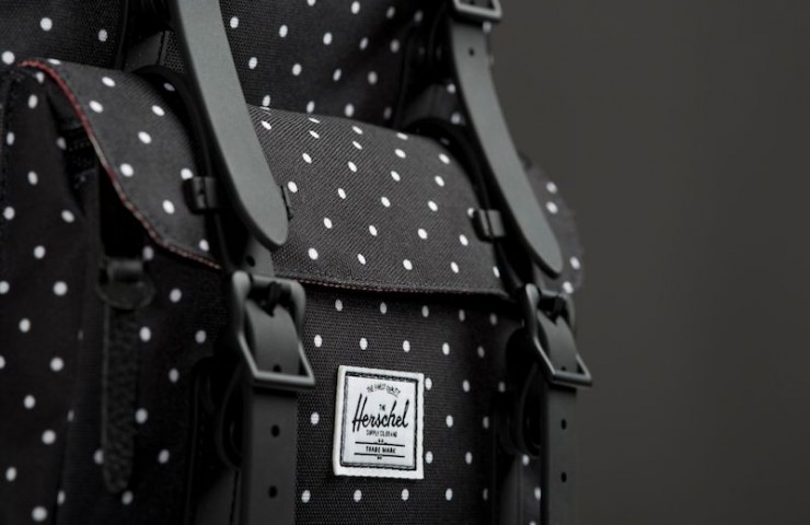 Herschel Supply Co. Polka Dot Collection