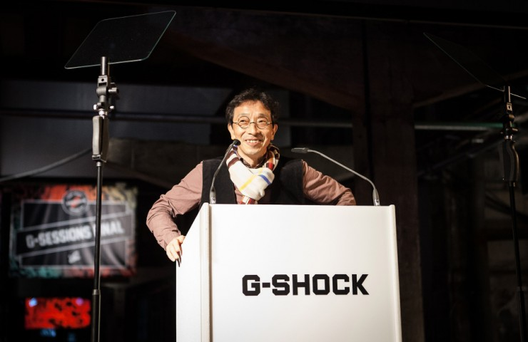 A conversation with G-SHOCK founder Kikuo Ibe by Highsnobiety