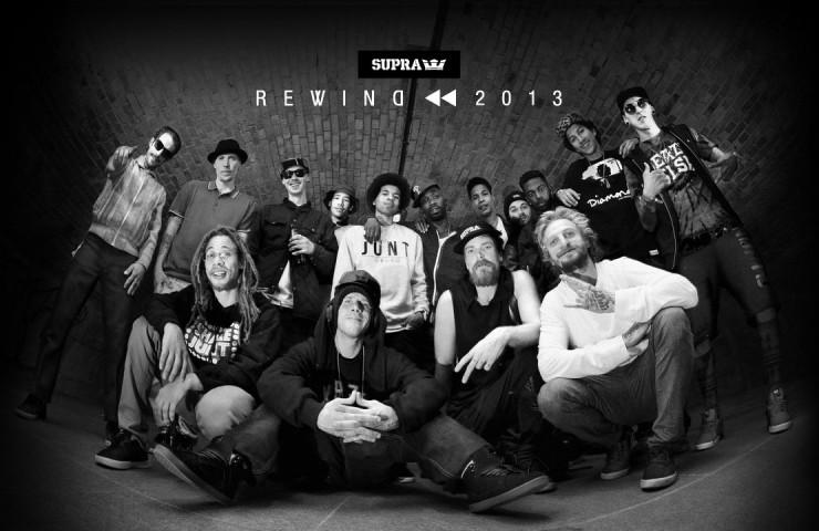 SUPRA Rewind 2013