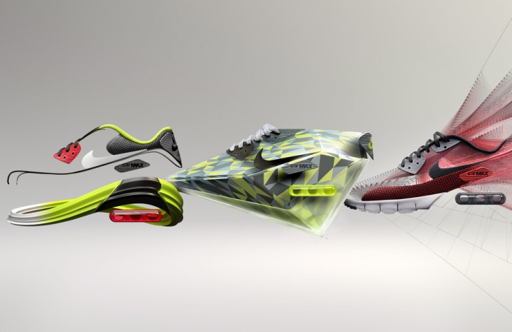 Air Superiority: Nike's latest innovations showcased on three new Air Max 90's