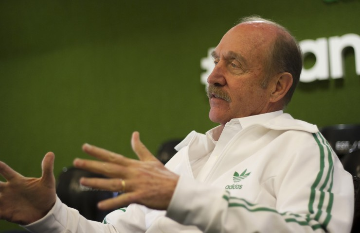 An interview with Stan Smith