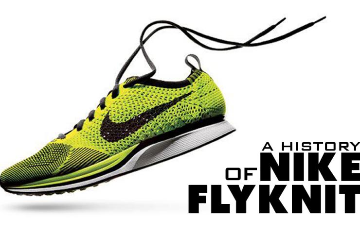 REBLOG! Nice Kicks presents: A history of Nike Flyknit