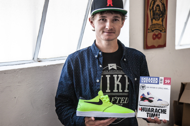 Sneaker Freaker interviews Shane O'Neill to talk Nike SB