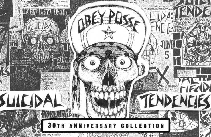 OBEY x Suicidal Tendencies 30th Anniversary Collection