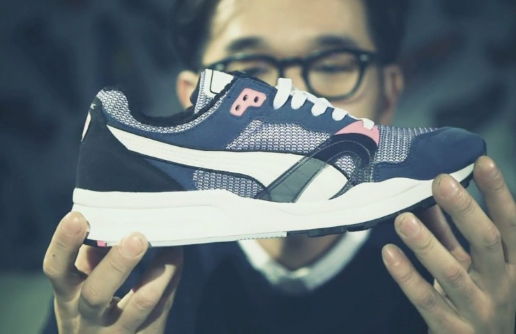 Trinomic by PUMA   Born on the Track. Back for the Street