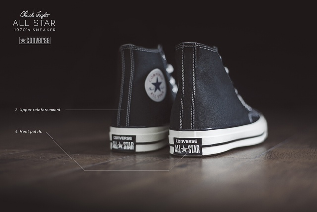 converse all star 70 sizing