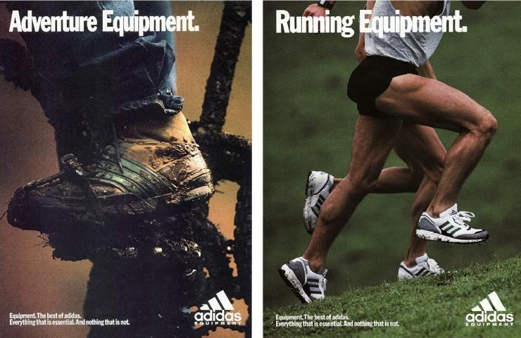 Equipment: The best of adidas by Gary Warnett