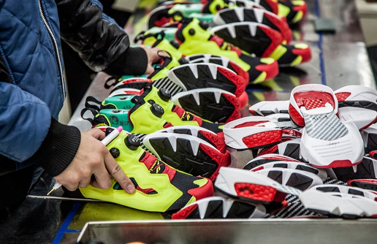 Sneaker Freaker goes behind the scenes of the Reebok OG Pump Fury