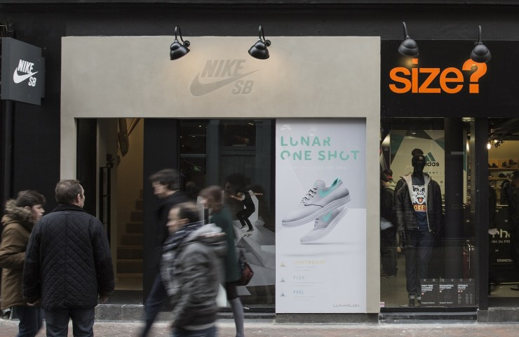 Introducing: Nike SB at size? Carnaby Street