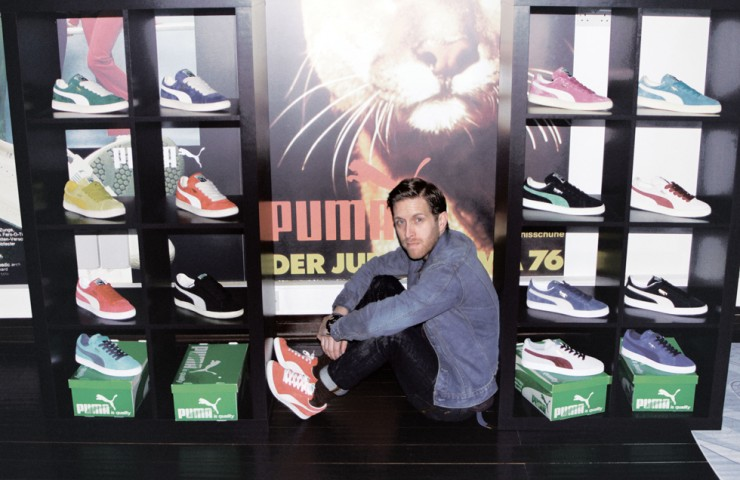 The PUMA States… Jon Bond interview
