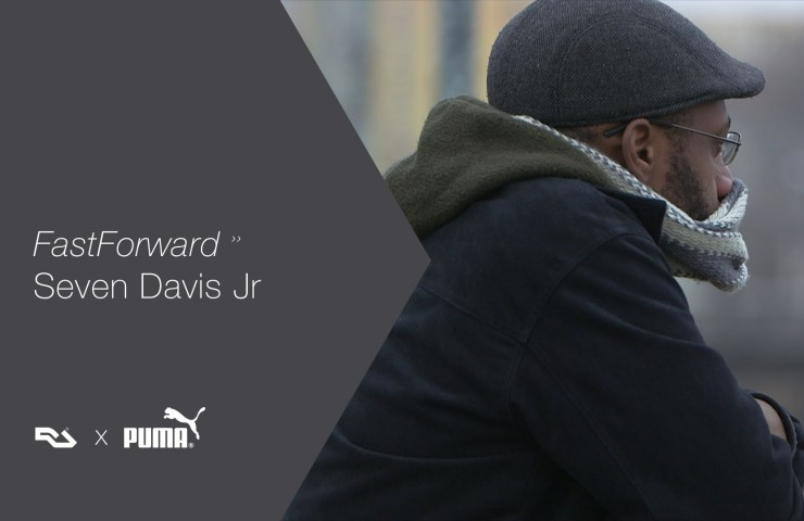 Resident Advisor x PUMA FastForward series: Seven Davis Jr