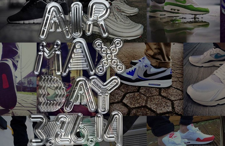 Nike announces Air Max Day: 24 hours honouring 27 years of greatness