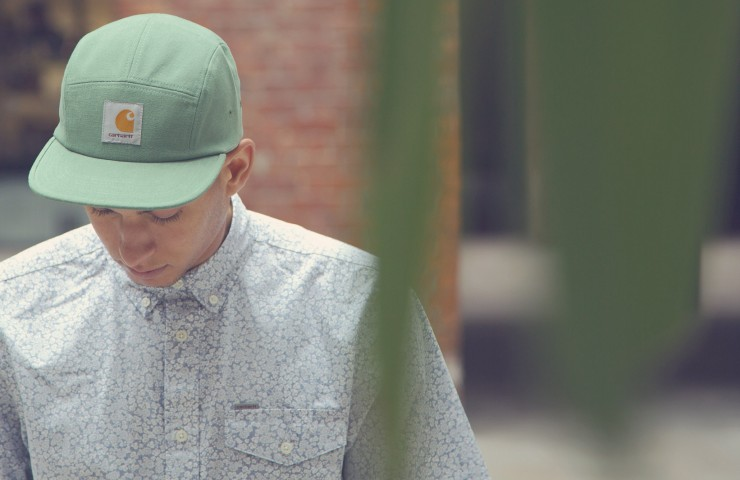 Carhartt WIP Spring/Summer '14 Lookbook – Styled by size?
