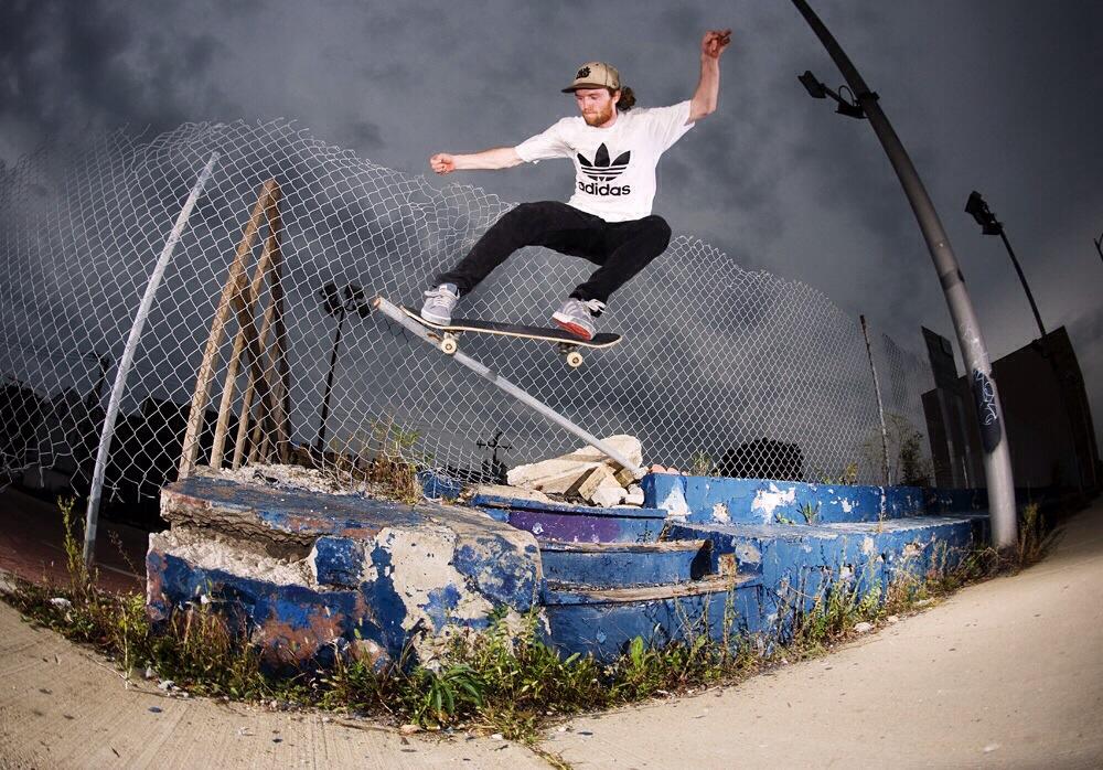 Introducing: adidas Skateboarding