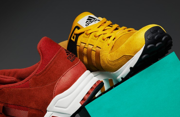 adidas EQT Modern City Pack – Part 1