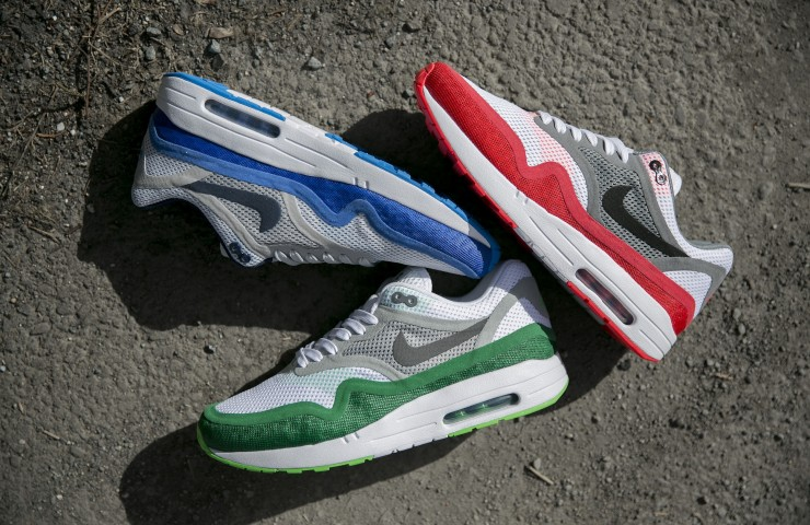 The Nike Air Max Breathe Collection