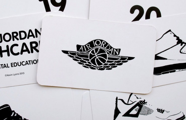 Air Jordan flashcards by Kevin Lyons