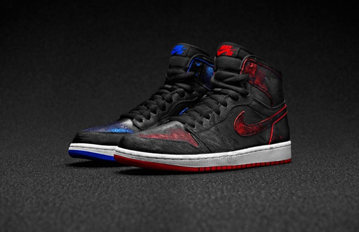 Nike SB x Air Jordan 1 designed by Lance Mountain
