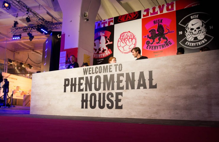 Nike 'Risk Everything': Phenomenal House