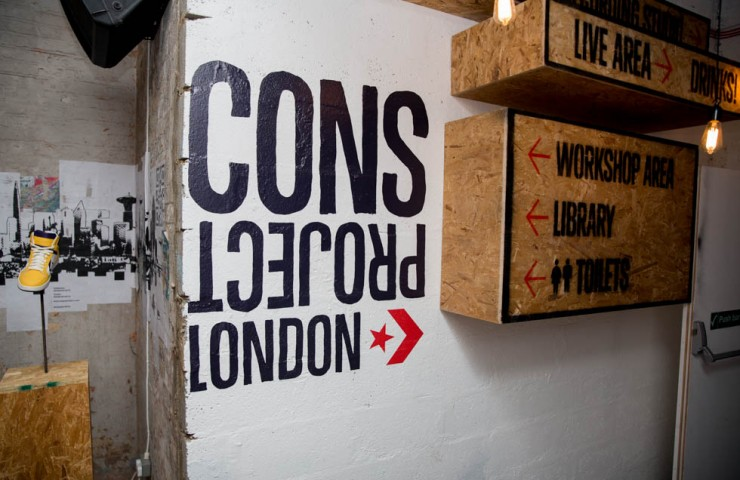CONS Project:  London