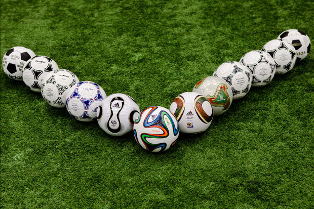 The history of adidas FIFA World Cup match balls
