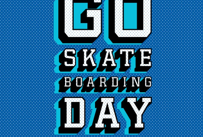 Join Nike SB & celebrate 'Go Skateboarding Day' 2014