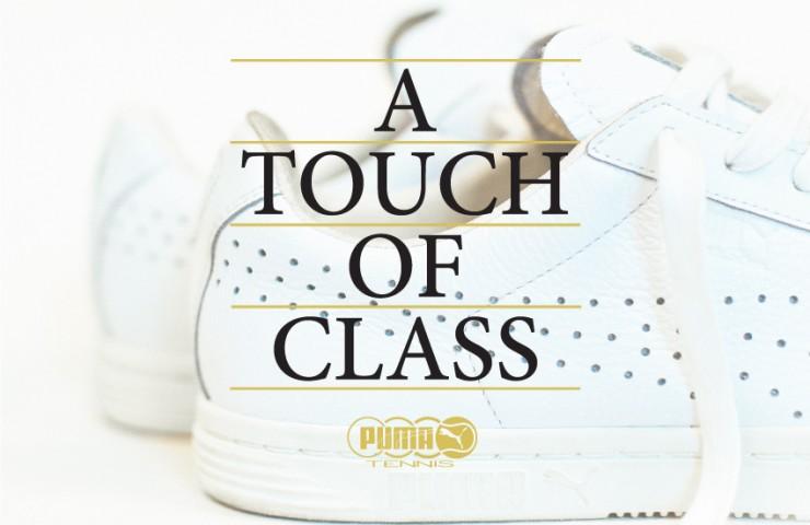 PUMA Court Star – 'A Touch Of Class'