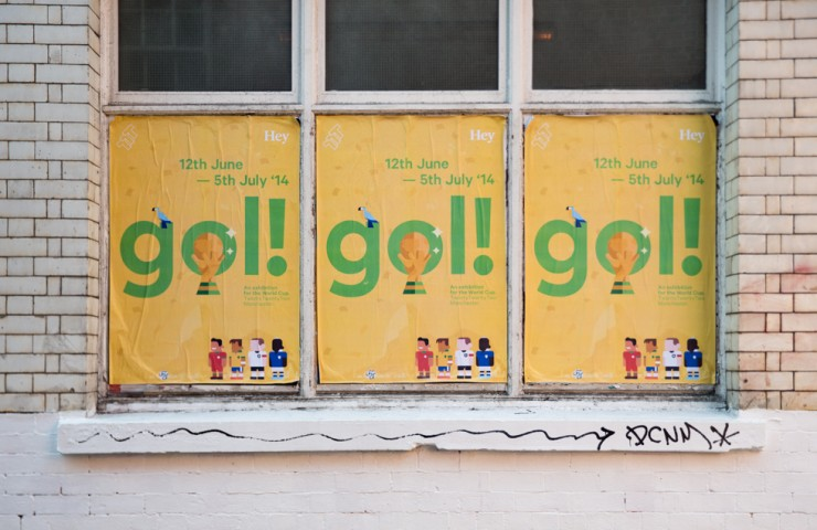 Gol! An Exhibition for the World Cup