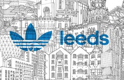 size? & adidas Originals present: Leeds Vs Hamburg