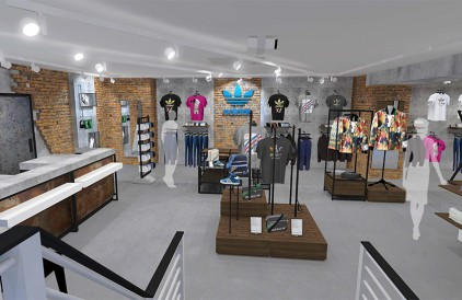 Introducing: adidas Originals 'Neighbourhood' Retail Concept