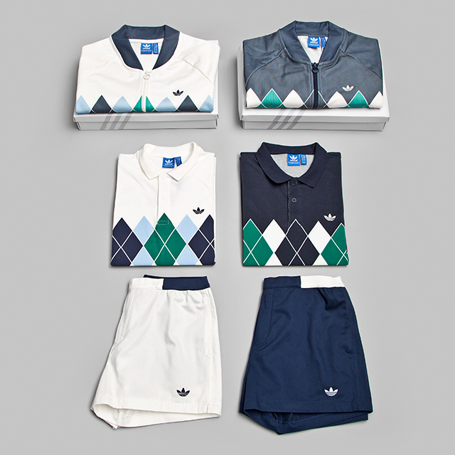 Argyle Collection.